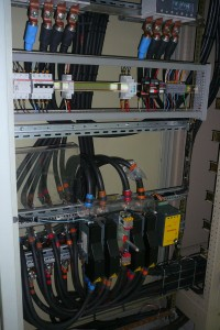 Interrupteur général datacenter