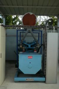 Générateur électrique de secours pour Datacenter