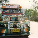 Jeepney, cargo et cab