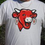Mon T-Shirt Vache Qui Rit