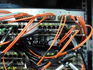 Backbone optique à base de Cisco 3750