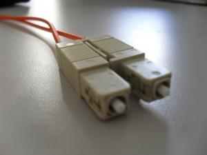 Connecteur optique SC